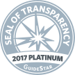 GuideStar Seal of Transparancy